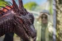Belfast Zoo welcomes 'critically endangered dragon' in GoT promo