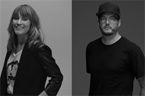 R/GA appoints new global CCO and CXO