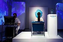"Bombay Sapphire's ""Sensory Auction"" makes art more accessible"