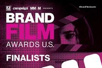 2021 Brand Film Awards shortlist revealed