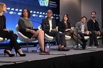 At CES, Lyft, Airbnb, Toyota and Reddit deliberate the future of the sharing economy