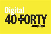 Proof over youth: Campaign US' Digital 40 Over 40 opens for nominations