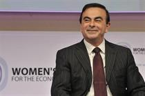Nissan-Renault chief charts gradual course to driverless future