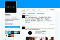 BBH buys New York agency Domani