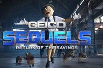 Move over Avengers -- Geico launches cinematic universe