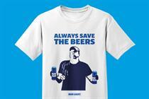 Ad of the Week: Bud Light's impromptu World Series hero