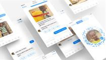 This Facebook bot from Lokai, Charity: water and AKQA recreates an Ethiopian girl's long walk for water