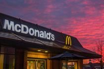 McDonald's experience of the future helps drive sales