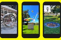 LA County Museum of Art and Snap launch AR monument collection