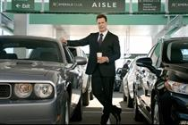 National Car Rental takes comic route with campaign