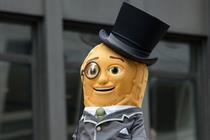With Mr. Peanut's funeral, we can bury Kraft's dubious Velveeta shortage