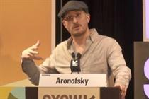 'Mother!' director Darren Aronofsky reminds creative world to 'f*** the naysayers'