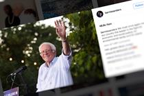 Study: Why Bernie is Instagram and Hillary is Visit Florida