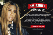 "I&C Top 20: Carat and Smirnoff: ""Equalizer"""