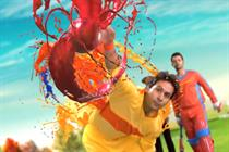 In India, Sony celebrates the color of cricket