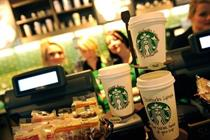 Starbucks to back social storytelling by startup