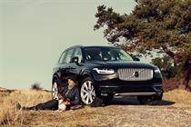 Volvo shifts global creative account out of Grey London