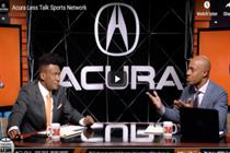 Acura spoofs long-winded sports commentators in March Madness campaign