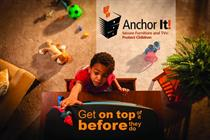 Feds focus on visuals in latest round of 'Anchor It!' child safety effort