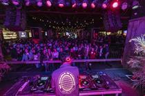 Bacardí sponsoring a geofenced, online concert series in lieu of summer festivals