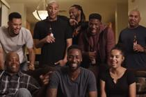 'That gives me chills': Stars of Budweiser's Super Bowl ad react to first-time watch