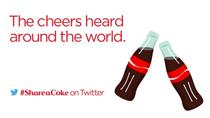 Coca-Cola buys first emoji on Twitter with #shareacoke drive