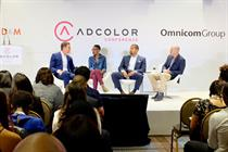 "Trump talk dominates ""Challenges of 2016"" panel at AdColor"