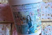 How this Brooklyn ice cream shop used 'Gilmore Girls' to win fans across the US