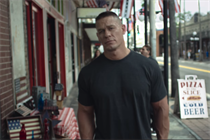How John Cena became the perfect spokesman for 'We are America'