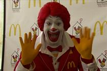 Ronald McDonald is laying low amid creepy clown sightings