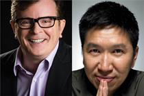Changes at the top for DDB in Asia