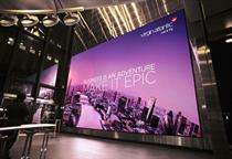 Virgin Atlantic 'Business Is an Adventure' by Figliulo & Partners