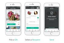 No address required: Giftagram aims to streamline mobile gift-giving