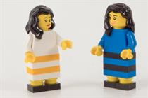 Who real-timed #TheDress best: Lego, Pizza Hut or Denny's?