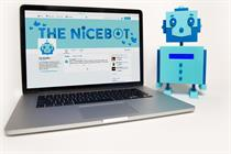 The NiceBot aims to kill cyberbullying with kindness