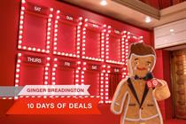 Target bets big on TV spectacle for 2016 holiday campaign