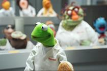 In the UK, Muppets sing about crumpets