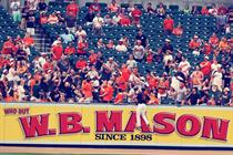 Why baseball, W.B. Mason?