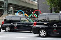 Unconventional Olympics allow Japan's favorite local brand to focus on civic duty over sponsorship