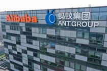 Singed by antitrust fine, Alibaba posts first quarterly loss as a public company