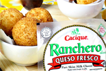 Cacique seeks to be in all American kitchens with help from Gallegos United
