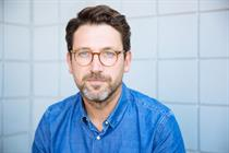 One-word(ish) answers with WeTransfer Creative Chief Damian Bradfield