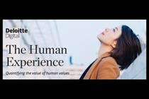 Deloitte Digital shines light on the power of human values