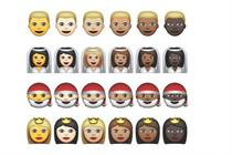 Apple emoji embrace racial, sexual diversity