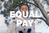 P&G's Secret pushes for equal pay in new movement with Berlin Cameron