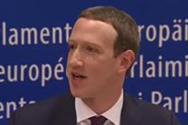 Facebook user experience may worsen in bid to be more secure, says Zuckerberg