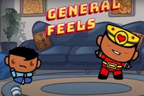 'General Feels' and team of 'Stay Here-o's' help families during COVID-19 in new PSAs