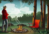 Wildfire risk takes center stage in Ad Council's new public land PSA