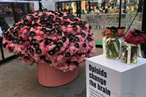 Giant brain made entirely of flowers will change how you think about addiction