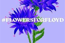 Creatives want you to hijack racist social feeds with '#FlowersForFloyd'